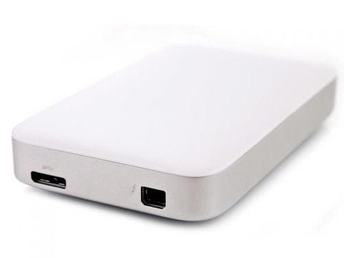 HDD extern Buffalo MiniStation Thunderbolt