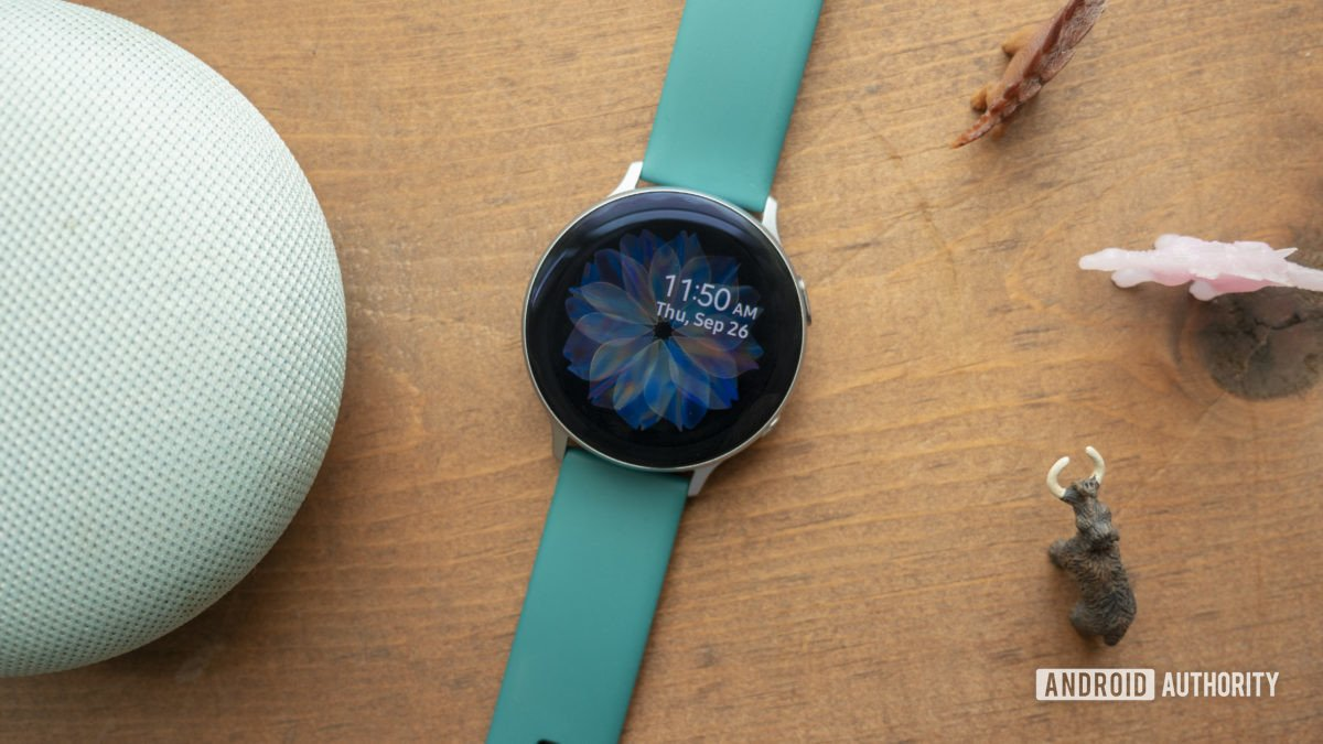 Samsung Galaxy Watch Active 2 - 1