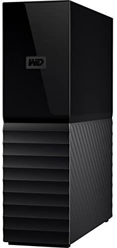WD My Book 8TB (pentru Mac or Windows PCs)