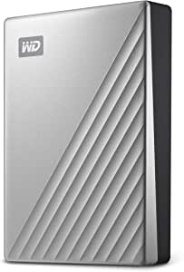 WD My Passport Ultra USB-C