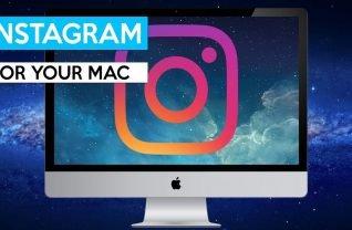 Instagram pentru Mac sau PC