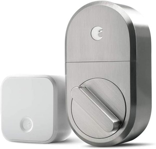 Lock Smart August cu Wi-Fi integrat