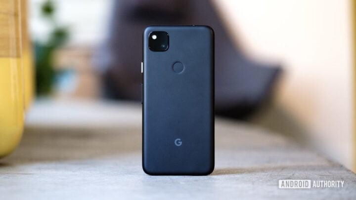 Camere Google Pixel 4a