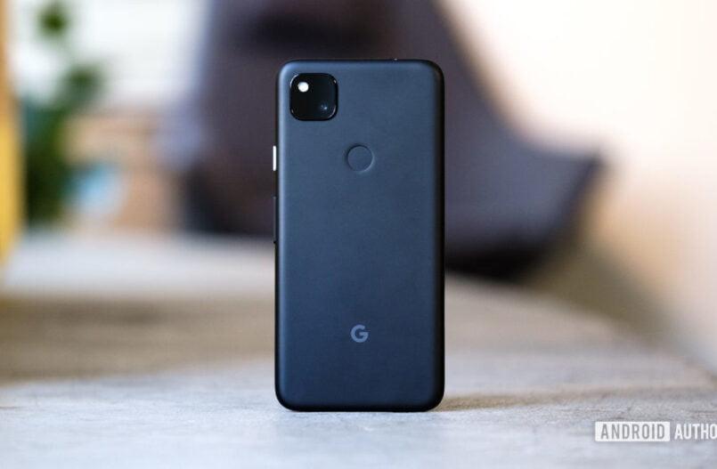 Google Pixel 4a - recenzie