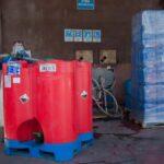 Ambalaje reutilizabile: cutii depozitare din plastic