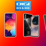 Telefoanele ieftine DIGI ce pot fi achiziţionate din magazinele RDS&RCS