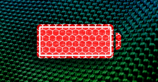 Baterii pe baza de grafen
