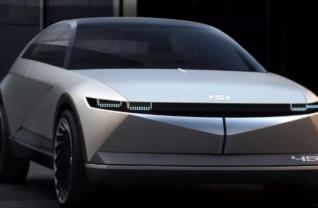 Hyundai's new EV