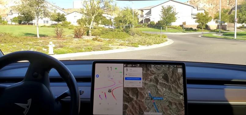 Tesla-FSD