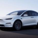 Tesla – noul model X Plaid