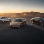 Triada EV: Lucid Air vs. Tesla Model S vs. Porsche Taycan