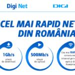 Viteze de internet la Digi