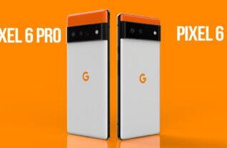 Google Pixel 6 si 6 Pro