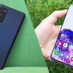 O nouă actualizare pentru Galaxy S20 FE