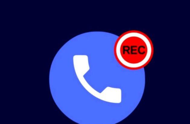 Google phone call recording