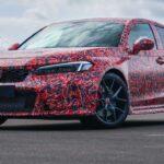Cod rosu! Noul Honda Civic Type R va veni anul viitor și pare a fi superbă