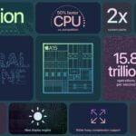 Chiar și în Low Power Mode, A15 Bionic se bate de la egal la egal cu cele mai puternice procesoare ale competiției